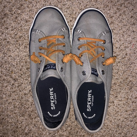 Sperry Womens Crest Vibe Canvas Sneaker